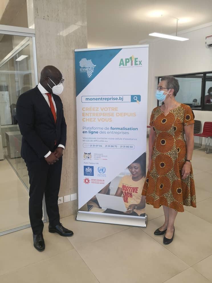 Les Pays Bas en soutien aux réformes pour l'amélioration du climat des affaires au Bénin