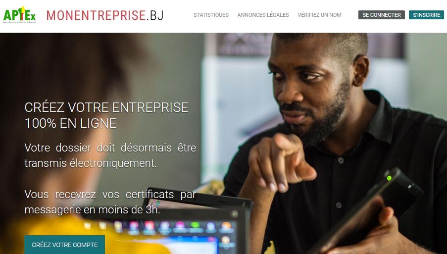 Le Bénin champion du monde de vitesse pour la création d'entreprise