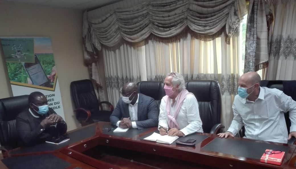 L'Agence de Promotion des Investissements et des Exportations reçoit au Bénin le Club « Chocolatiers Engagés » pour le développement de la filière cacao